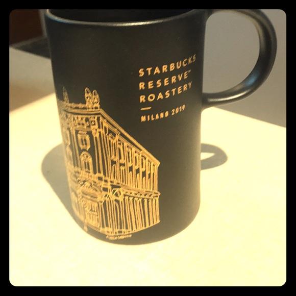 Starbucks Other - Brand new starbucks Milan mug souvenir